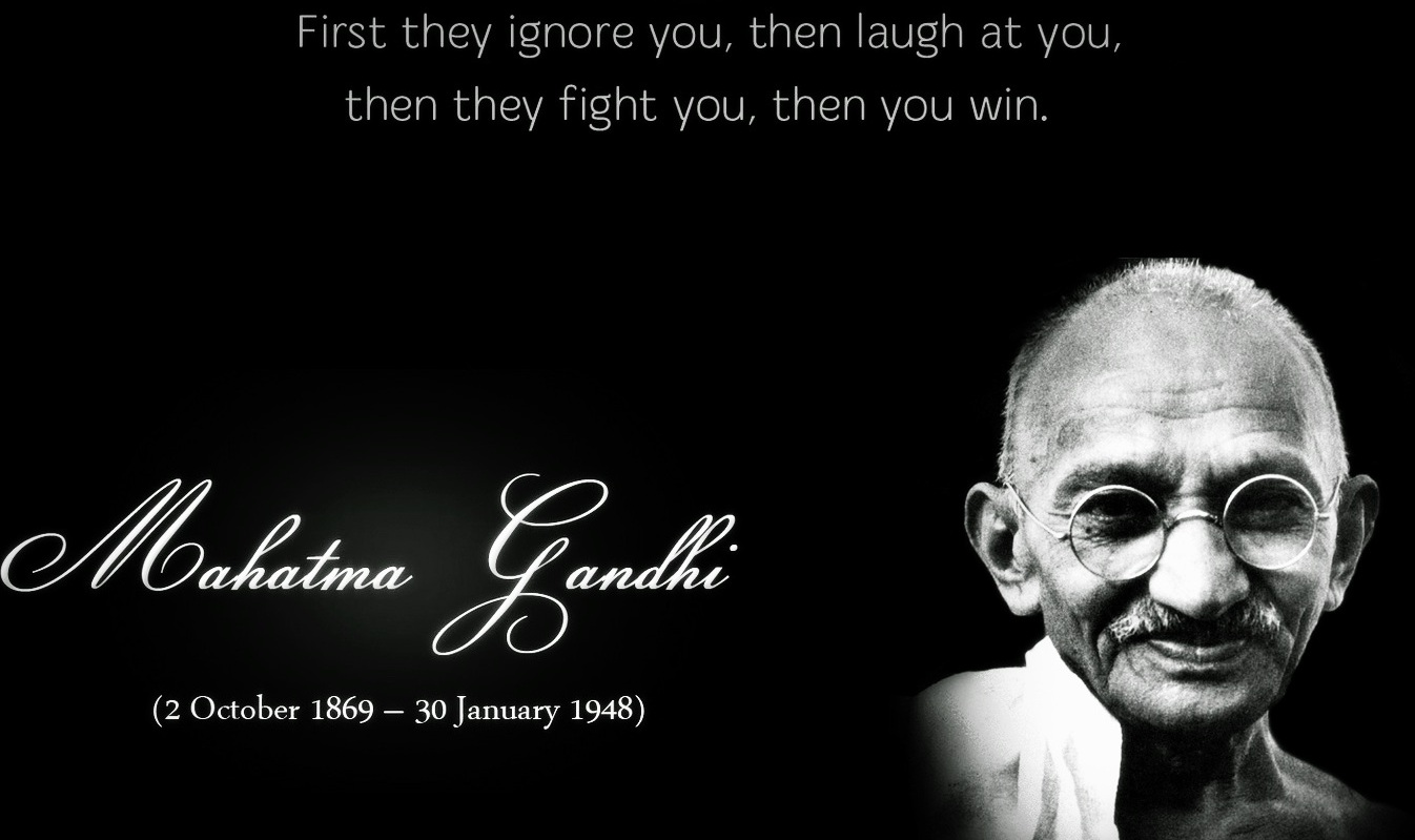 mahatma gandhi the father of our Short essay on the life of mahatma gandhi – the father of the nation kavita  we indians pay our respectful homage to this great son of the country.