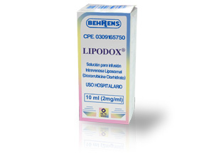 Liposomal Doxorubicine, Caelyx, Dosil, Advadox