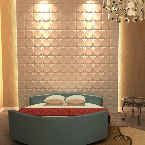 Paper Wall Panels : D wall tiles panel paper