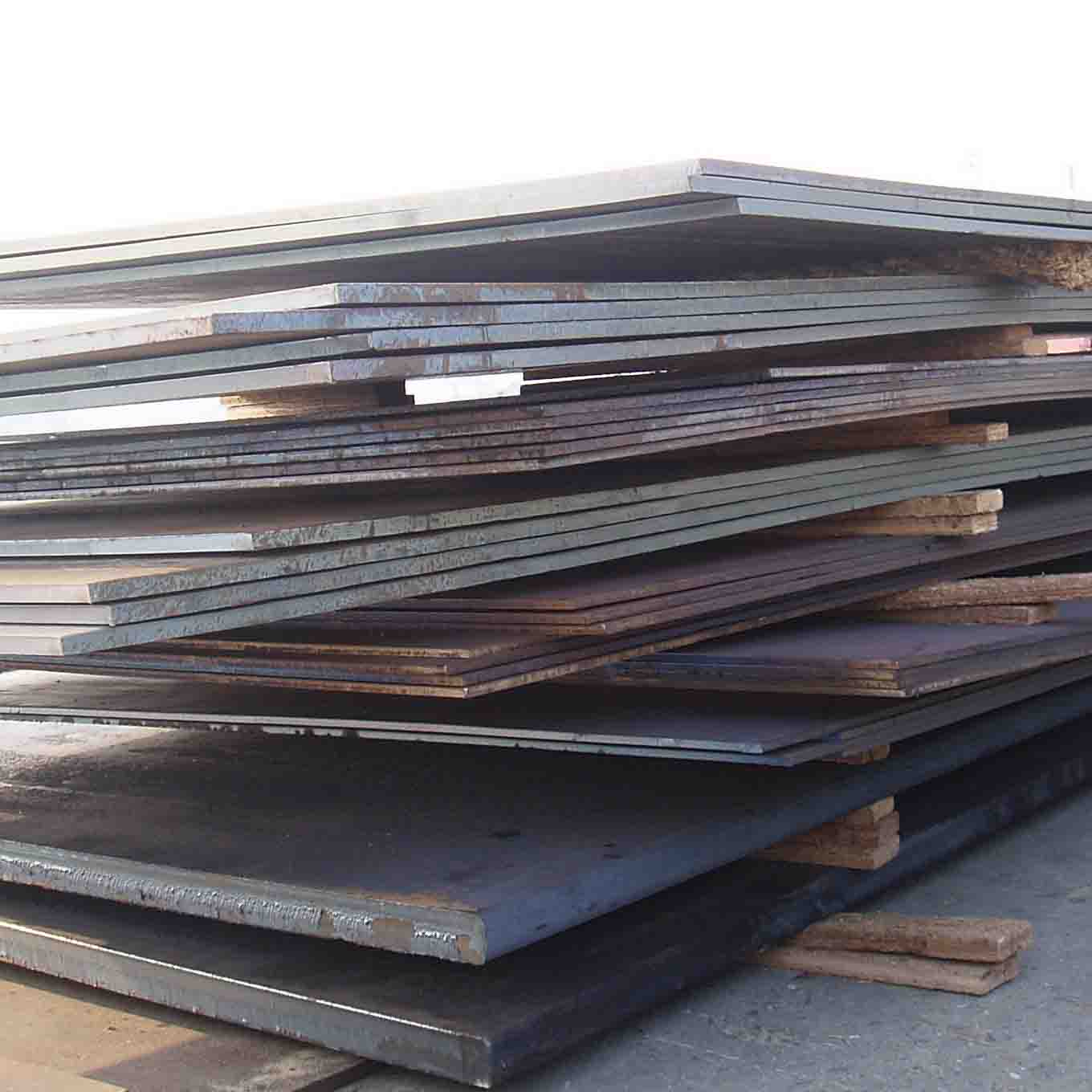 SP Traders - Steel Plates