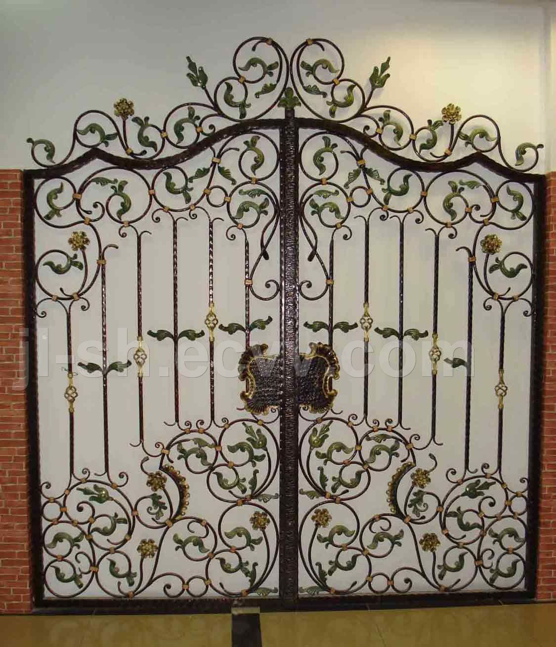 Wrought Iron Gate Designs On Pinterest Wrought Iron