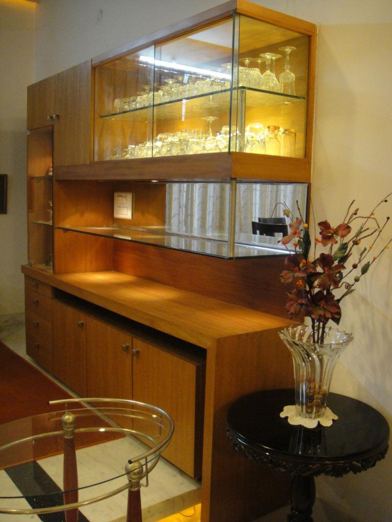 Crockery Unit Designs In Living Room | Joy Studio Design Gallery ...