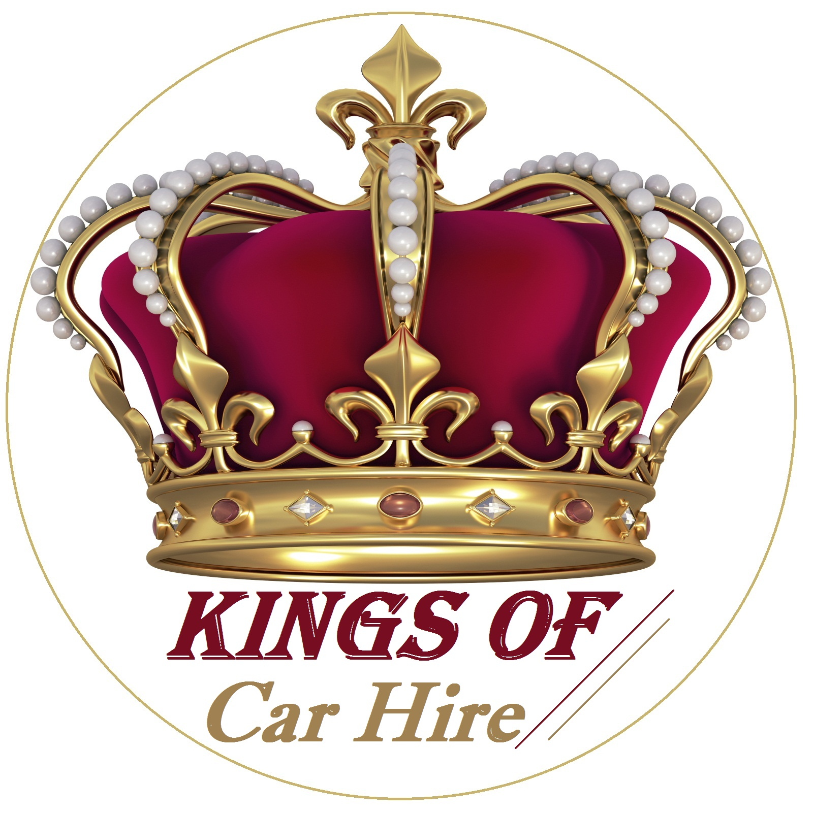 Kings Of Car Hire Logo