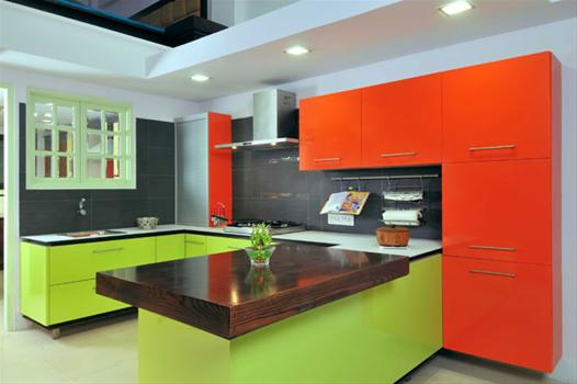 Timbor Home Modular Kitchen