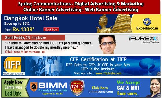 Innovative Digital Marketing Banner Advertising