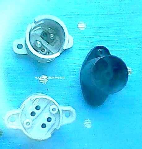 bulb holder mould