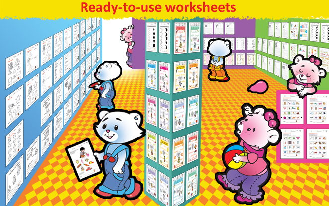 Ready to Use Printable Worksheets
