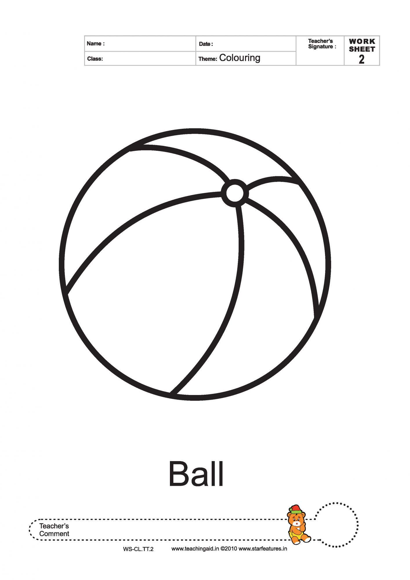crystal ball coloring pages - photo#29